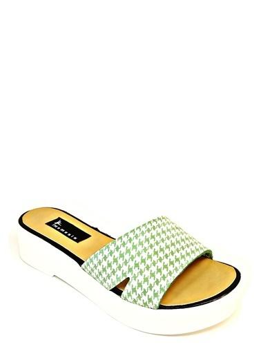 Nemesis Shoes Terlik Yeşil